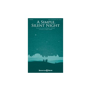 A Simple Silent Night  (Unison)