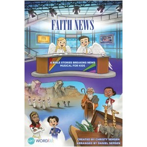 Faith News  (Choral Book)