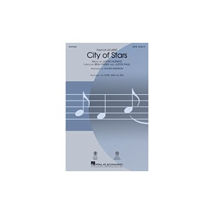 City of Stars (from La La Land)  (Rhythm Parts)