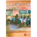 Gathering Songs Vol 3 (SATB) Choral Book