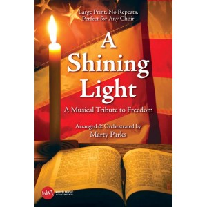 A Shining Light (SATB Choral Book)