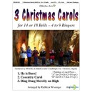 3 Christmas Carols  (2-/2+/3 Octaves)