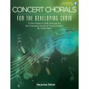 Concert Chorals for the Developing Choir  (3-Pt/SAB)