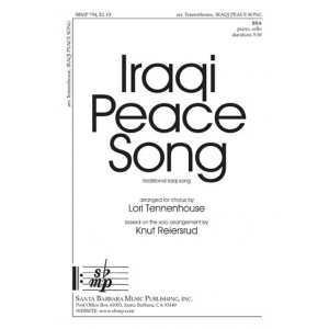 Iraqi Peace Song  (SA)