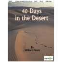 40 Days in the Desert (3-5 Octaves)
