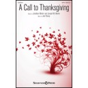 A Call to Thanksgiving (SATB)