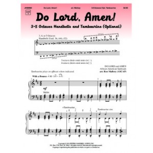 Do Lord Amen (3-5 Octaves)