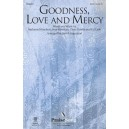 Goodness, Love and Mercy (Acc. CD)