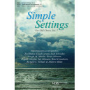 Simple Settings for SAB Choirs Vol. 2 (Choral Book)