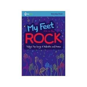 My Feet Are on the Rock (Listening CD)