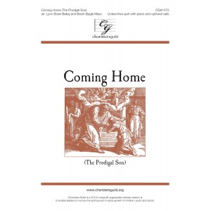 Coming Home (The Prodigal Son) (Unison,SA)