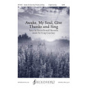 Awake, My Soul, Give Thanks and Sing (SATB)
