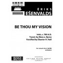 Be Thou My Vision  (SATB)