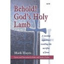 Behold Gods Holy Lamb (Preview Pack)