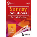 Sunday Solutions for SAB Choirs (Vol. 1)