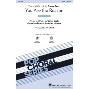 You Are the Reason  (Accompaniment CD)