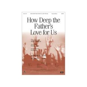 How Deep the Father's Love for Us (Acc. CD) *POP*