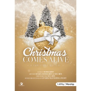 Christmas Comes Alive (SATB) Choral Book