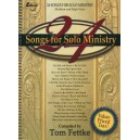 24 Songs for Solo Ministry (Vocal Collection)