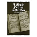 A Mighty Fortress Is Our God (Congregational Songsheet)