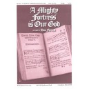 A Mighty Fortress Is Our God (TTBB) (Acc. CD)