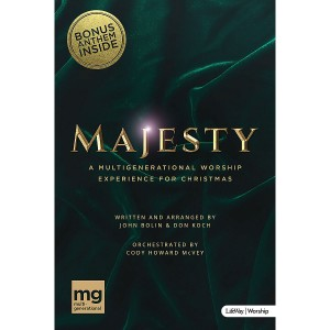 Majesty (Children's Choir CD) *POD*