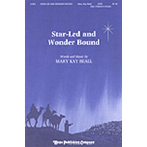 Star Led and Wonder Bound (SATB)