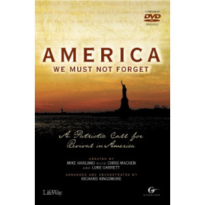 America We Must Not Forget (SATB Choral Book) *POD*