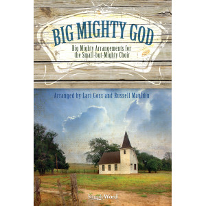 Big Mighty God (Cd)