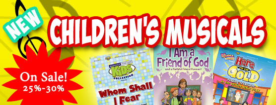Children's Musicals Sale
