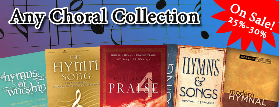 Choral Collections Sale